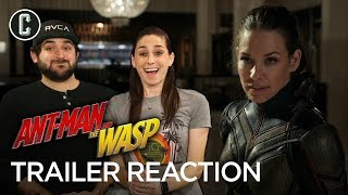 Ant-Man and The Wasp Trailer #1 Reaction