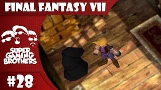 SGB Play: Final Fantasy VII - Part 28 | Organization XIII?