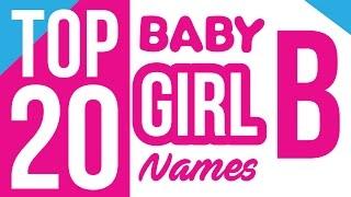Скачать Baby Girl Names Start With B Baby Girl Names Name For Girls Girl Names Unique Girl Names Girls