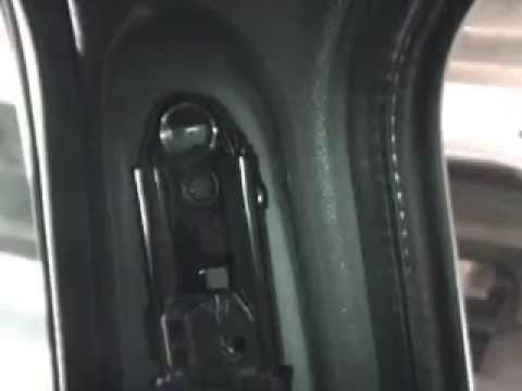 2010 VW GTI: Episode 5 Vlog: Fixing a B pillar rattle