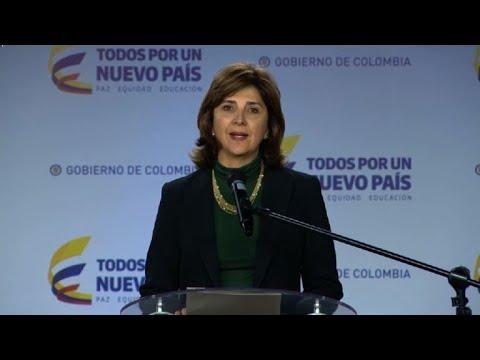 Colombia comprende que Ecuador deje de acoger diálogo con ELN