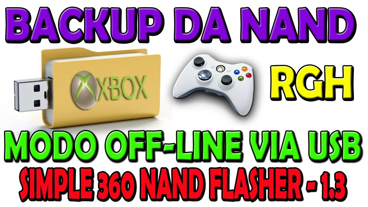 simple 360 nand flasher v1.4b download