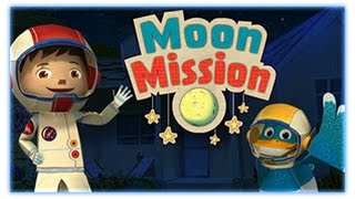 Zack and Quack: Moon Mission - Nick Games