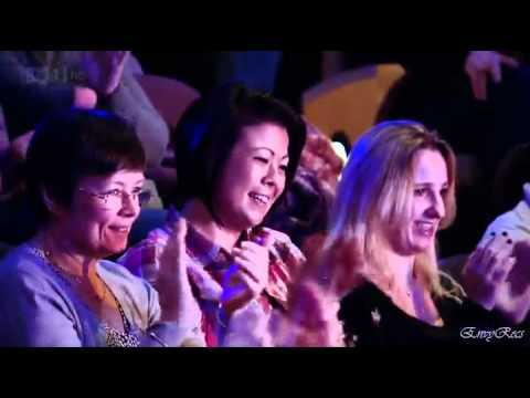 The Loveable Rogues - Lovesick @ Britain's Got Talent 2012 Auditions