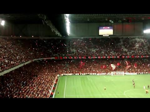 Arena da Baixada - Recorde de Público!