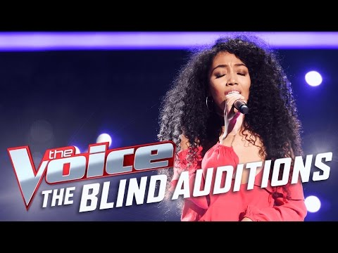 Fasika Ayallew sings 'I Say A Little Prayer' | The Voice Australia 2017
