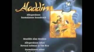 Aladdin Finnish Soundtrack Part 10: Prince Ali (Reprise)