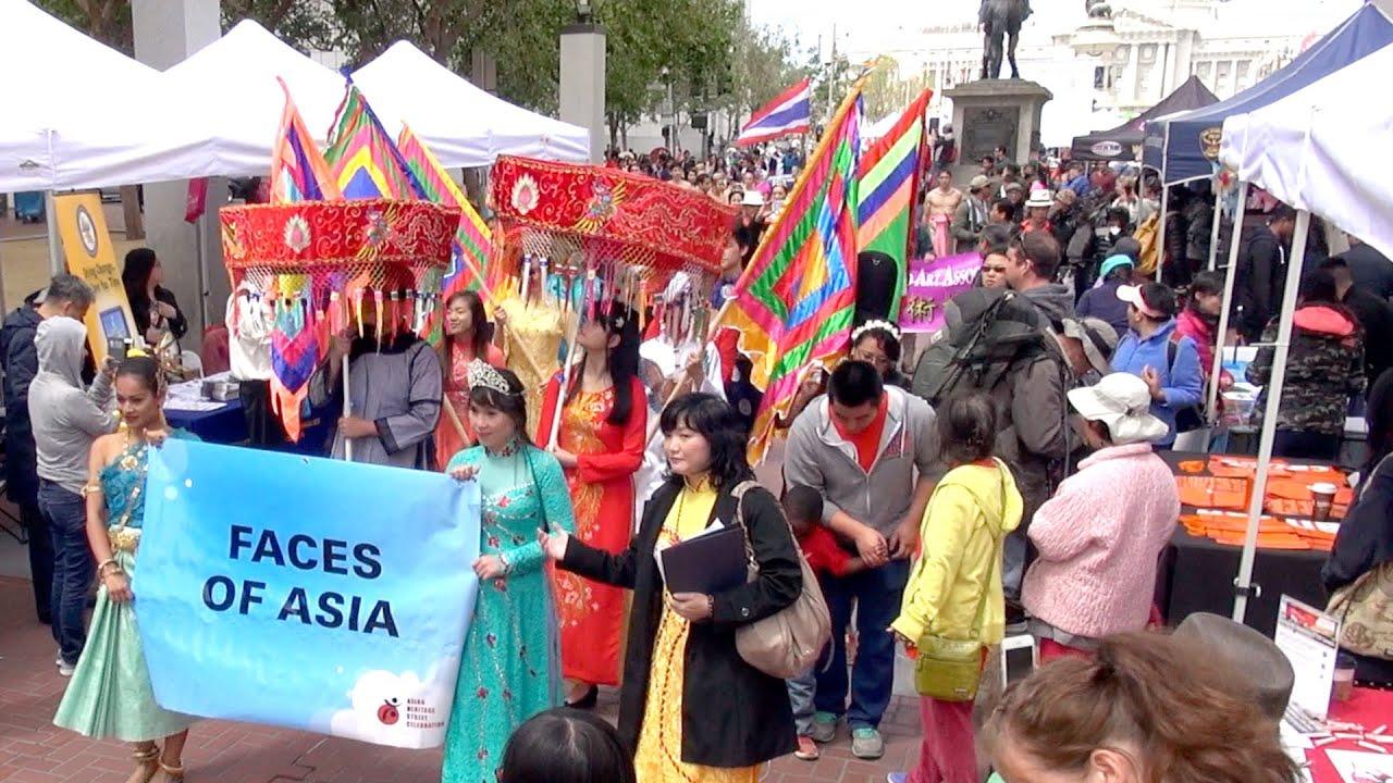 Asian heritage street festival