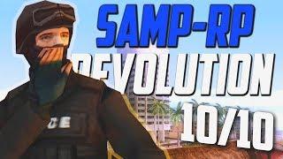 SAMP-RP REVOLUTION   EL_CAPONE ВЕРНУЛСЯ