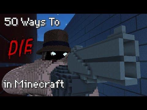50 Ways to Die in Minecraft - Part 8