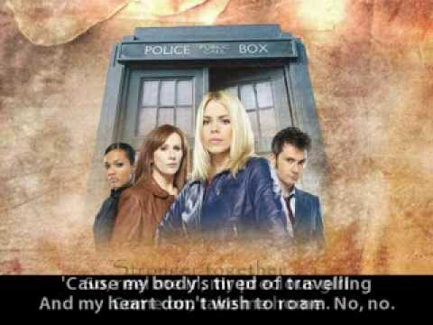 Doctor Who - Love Don't Roam (with lyrics)