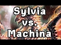 Sylvia vs. Machina 1.0 - Lackey Gameplay Best of 3- Force of Will