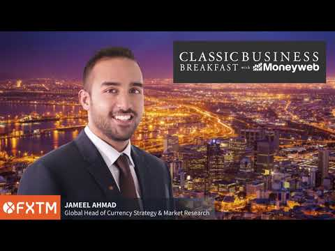 Classic FM interview with FXTM's Jameel Ahmad | 17/07/2018