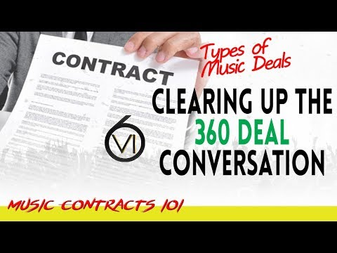 Ep 74  Music 360 Deals  Make it Clear