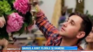 Darius Dadoo, un talentat designer floral, a murit într-un accident de circulaţie