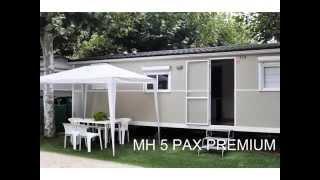 Vacances Mobil-home 5 PAX Premium - Càmping Riembau - Platja d'Aro - Girona - Costa Brava - Spain
