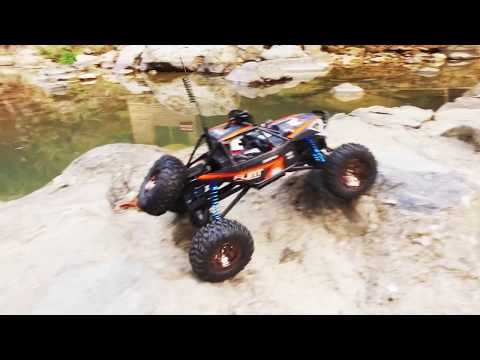 ZIGOTECH BG1515 1/12 2.4GHz 4WD Racing RC Car Rock Climbing RTR Pathfinder Toys