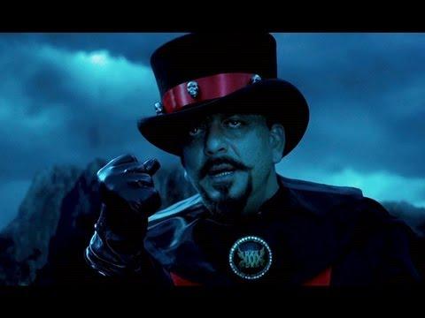 Sanjay Dutt grabs the lightning thief   Aladin