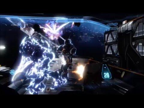 Halo 4  The 4 Elites Of The Apocalypse Easter Egg