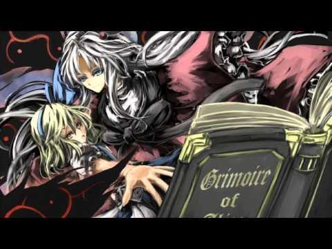 Mystical Chain - Mystic Record's Last Spell Theme: 魔界少女連環 -散華-