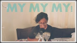 My My My ! - Troye Sivan || Acoustic Ukulele cover || Lyric Video + Chords