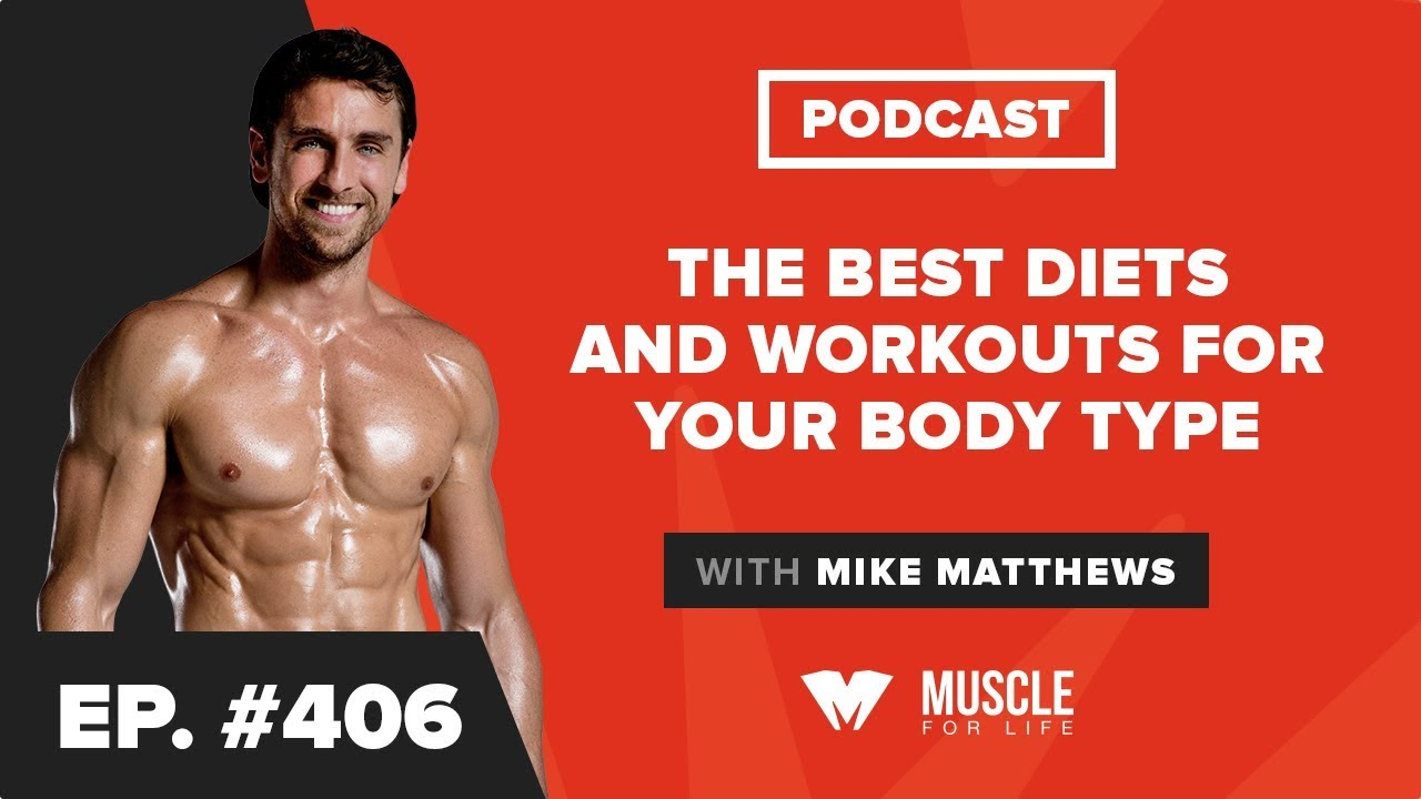 The Best Diets and Workouts for Your Body Type - Legion