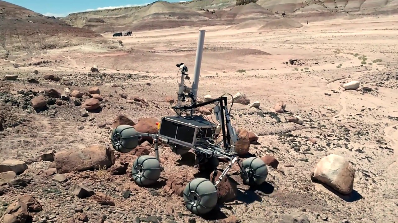 BYU Mars Rover team finishes 4th in international robotics ...