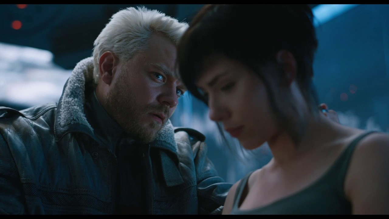 Ghost In The Shell | Featurette Section 9 | 31 mars