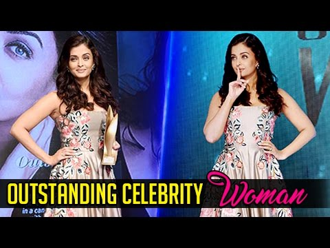 Aishwarya Rai Wins Outstanding Celebrity Woman of the Year Award | Full Speech