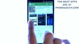 Talking Translator / Dictionary - Android App Review - Quick and Simple Language Translation