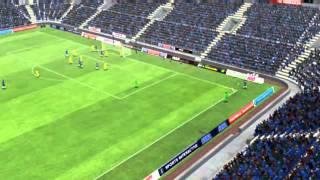 Chelsea mot Reading - Selvmål av Yttergård Jenssen 71 minutter