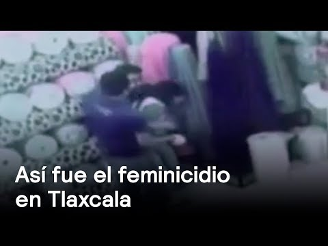 Así fue como mataron a Jazmín Contreras en Tlaxcala - feminicidio - En Punto con Denise Maerker