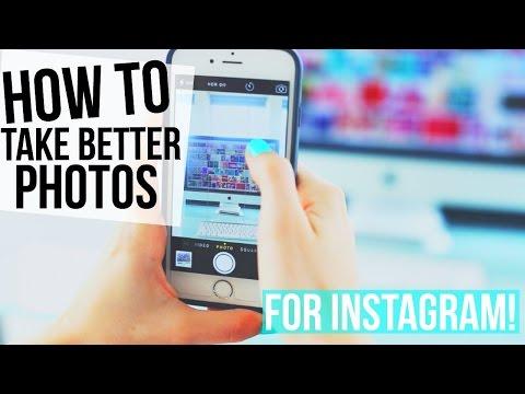 How To Take Better Instagram Photos! | Aspyn Ovard