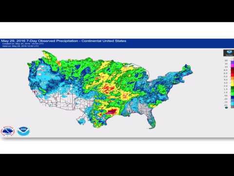 Morning Farm Report Weekly Ag Weather Video - May 30, 3016