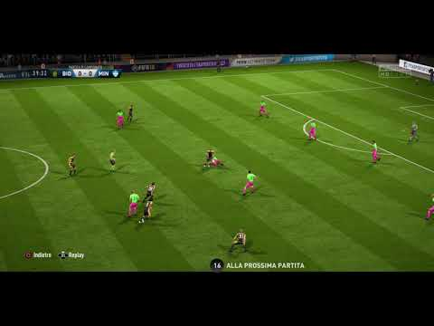 FIFA 18 Pro Club Westmoreland Chessa show #n4: pallonetto