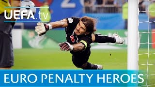 Best EURO penalty shootout saves: Schmeichel, Seaman and Casillas