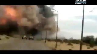 الجيش المصري تحت مرمى نيران داعش في سينا   1-7-2015