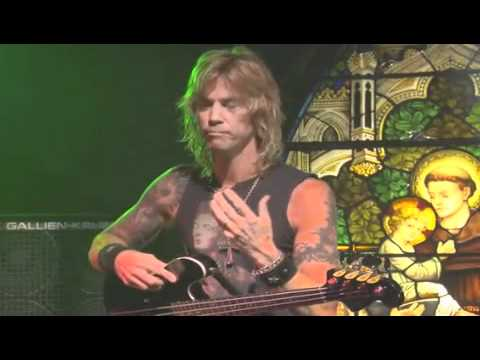 Duff Mckagan – Behind The Player Cap. 2