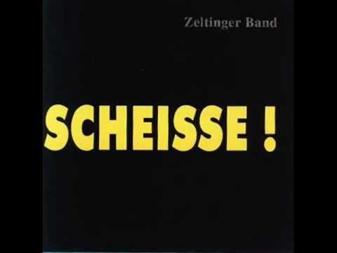Zeltinger Band -- Ballade für ein Scheisstier / Ich bin 'ne Coole