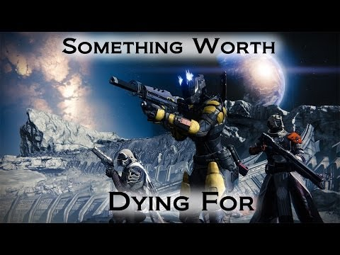 "DESTINY RAP ""Something Worth Dying For"" *Original Music Video* Mimic Ghost"