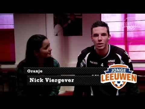 Jonge Leeuwen - Tips van Nick Viergever