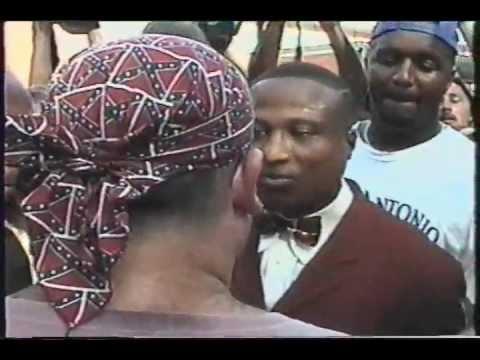Gary Graham Demonstrations/ Huntsville, Texas/ 22 June 2000