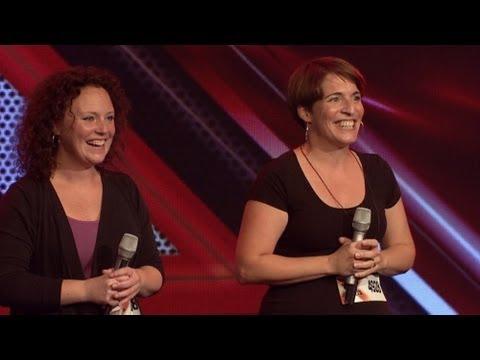 X Factor 2012 Living Harmony Mit