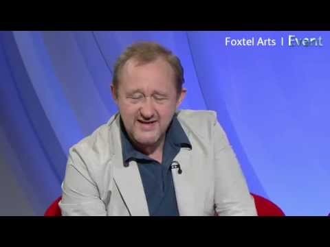 Event  Andrew Upton on The STC