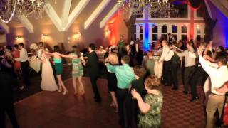 Pittsburgh Wedding DJ - Bride Vs Groom Train Game - SoundWaves Event Group