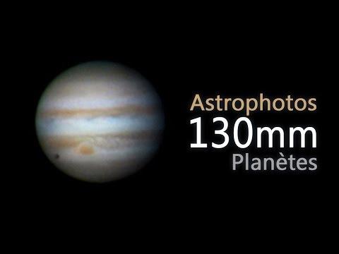 Mars Jupiter Saturn Moon Newtonian Telescope 130 900