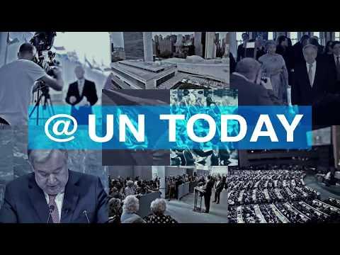 @UN Today - 18 September 2017