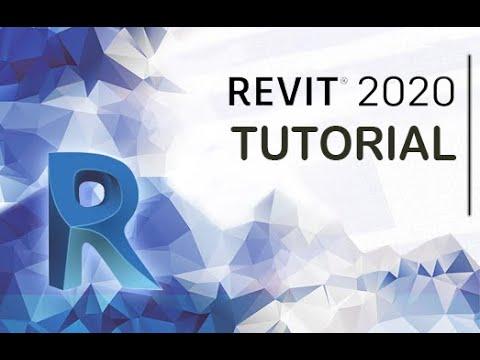 Autodesk Revit 2020 - Tutorial for Beginners [+General Overview]