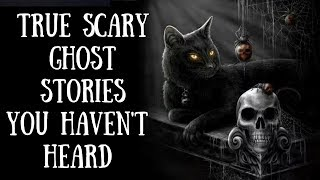 9 Scary True Ghost Stories (Haunted Hospitals, Churches, Woods)