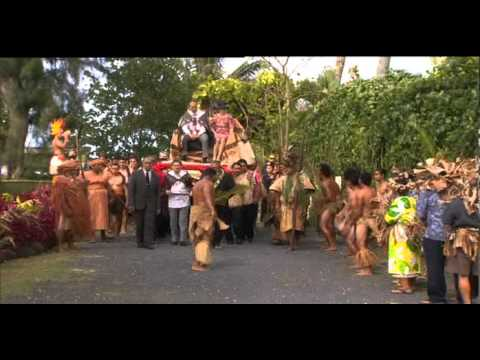 Governor-General's visit strengthens NZ's Pacific ties